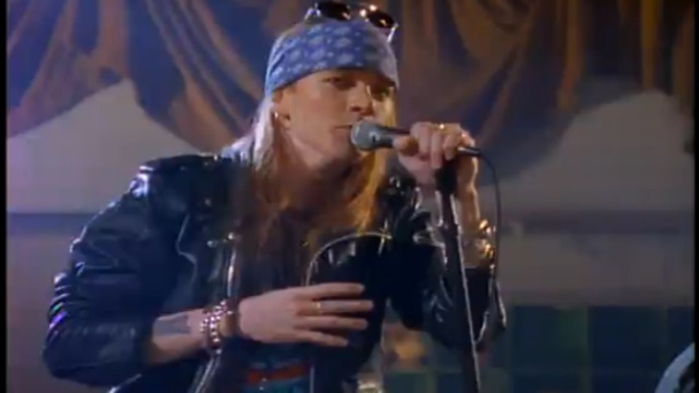 Guns N' Roses - Sweet Child O'Mine