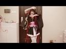 【中国人が日本の曲で踊ってみた】回レ!雪月花【咬人猫】【機巧少22899