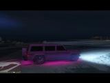GTA 5 - LIL PEEP (BENZ TRUCK)