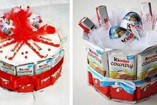 Коробка с конфетами своими руками на день рождения