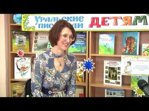 Ольга Колпакова в гостях у Таличан