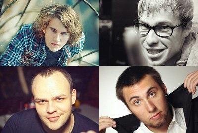 Известные люди ВКонтактe. Интернет-персоны