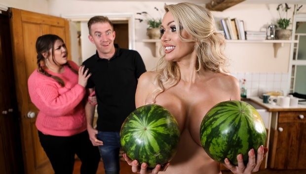 Brazzers - New To Nudism