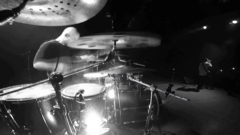 Дожди-Пистолеты (Live_2016) DrumCam Alex S