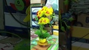 Ý tưởng độc đáo trưng bày hoa voan