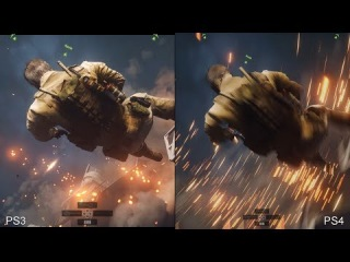 Battlefield 4: PS3 vs. PS4 Campaign Comparison
