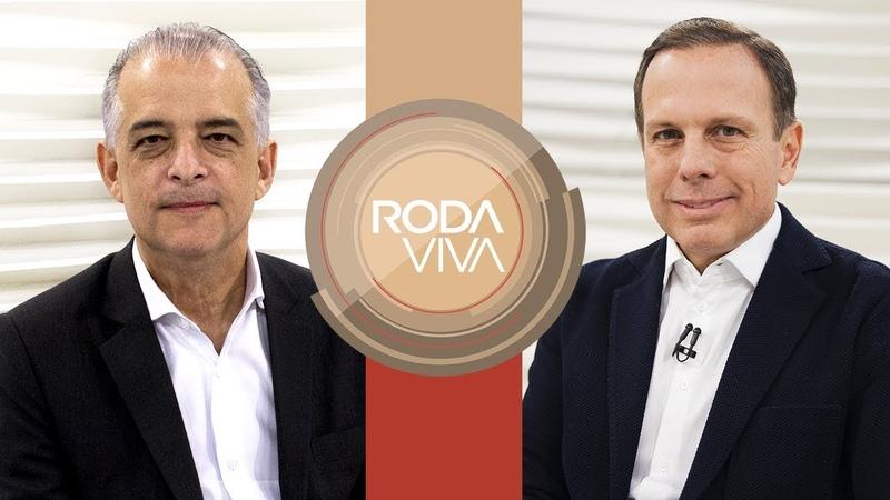 Roda Viva | Candidatos ao governo de São Paulo: João Doria e Márcio França | 15/10/2018