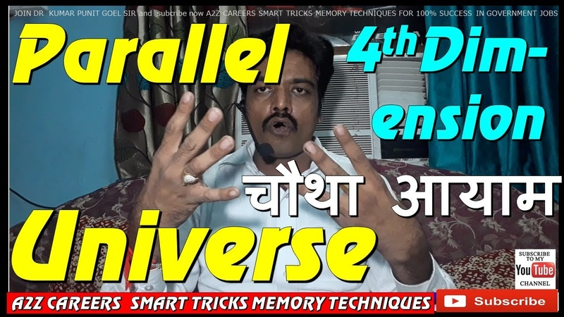 Parallel universe really exist 2d 3d 4d dimensions real experience rahasya super natural power