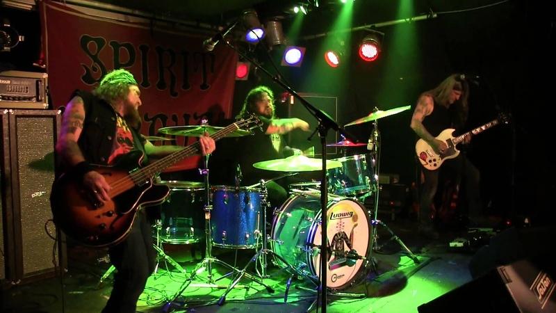 SPIRIT CARAVAN live @ Viper Room Vienna (Wino Weinrich Henry Vasquez) 3th July 2014 [full show]