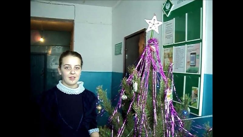 Артюкова Дарья - Прекрасный праздник - Новый год! (стихи Максима Сафиулина)
