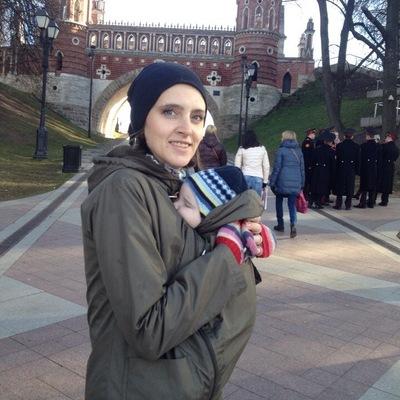 Евгения Жданова, 4 апреля , Москва, id1395740