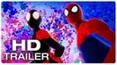 SPIDER MAN INTO THE SPIDER VERSE Trailer 5 NEW 2018 Animated Superhero Movie HD