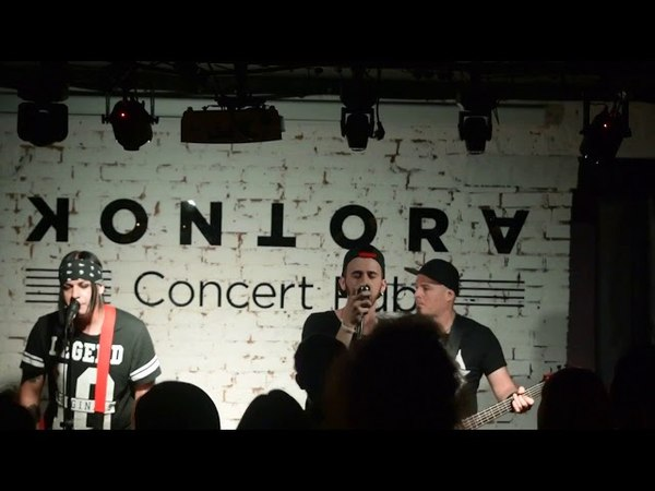 Poisonstars - A Beautiful Lie (cover 30 Seconds To Mars )(Kontora Grill Pub 26 мая Москва)