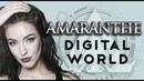 Digital World Amaranthe Cover by Minniva ft Quentin Cornet Rob Lundgren