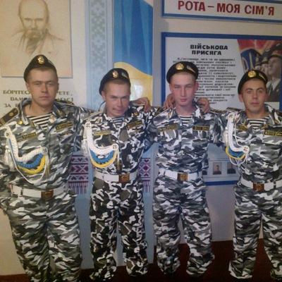 Саша Ляшук, 28 марта 1993, Одесса, id177127235
