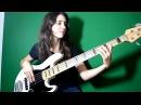 Stevie Wonder - Isn't She Lovely (Cover LULI BASS)