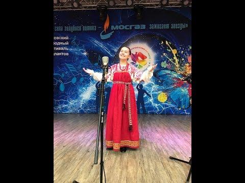 Оверчук Яна, VI Фестиваль МОСГАЗ зажигает звезды, 18.11.2017 г.
