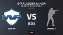 [RU] MVP PK vs Updraft | Map 2 – Dust2 | Asia Minor EA Closed Qualifier – StarLadder Major