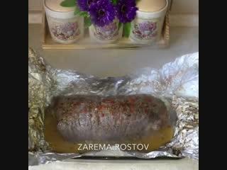 Рулет из говядины с сыром - Личный повар Рецепт здесь 👈