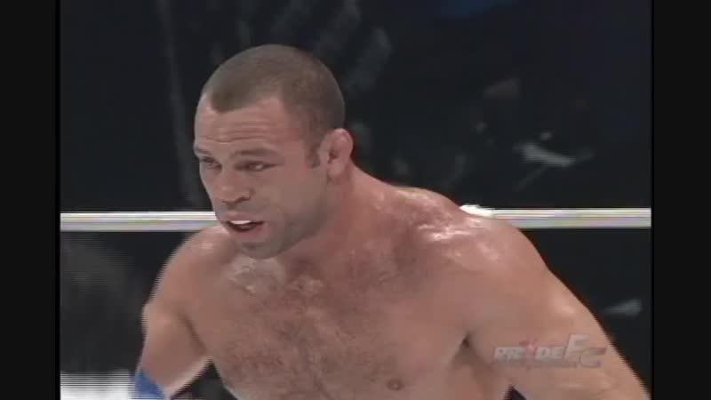 Wanderlei Silva vs. Quinton Jackson [Pride Final Conflict 2003]