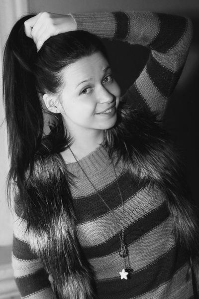 Аня Кузенко, 21 февраля 1994, Брест, id19449956