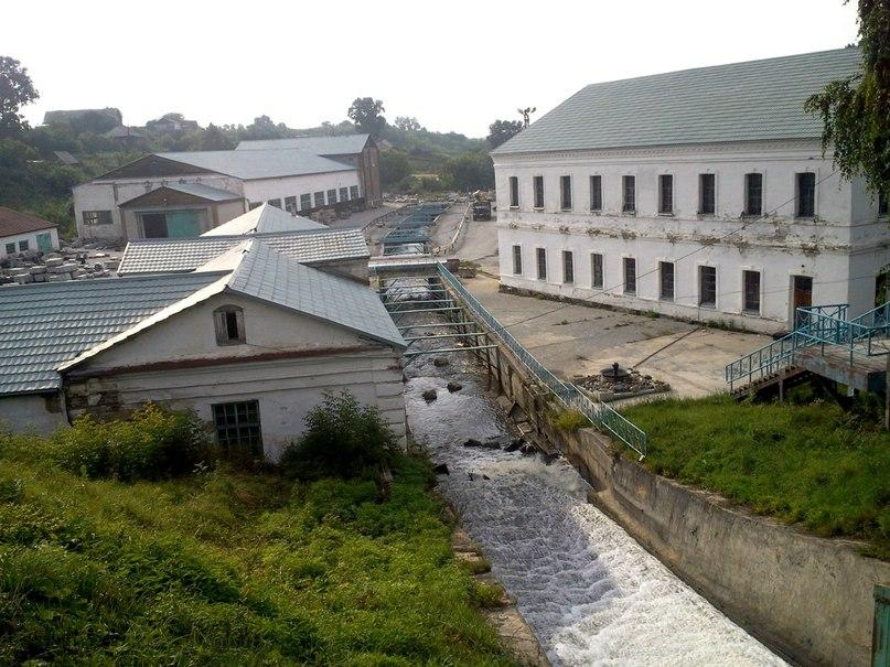 Плотина Колыванского камнерезного завода