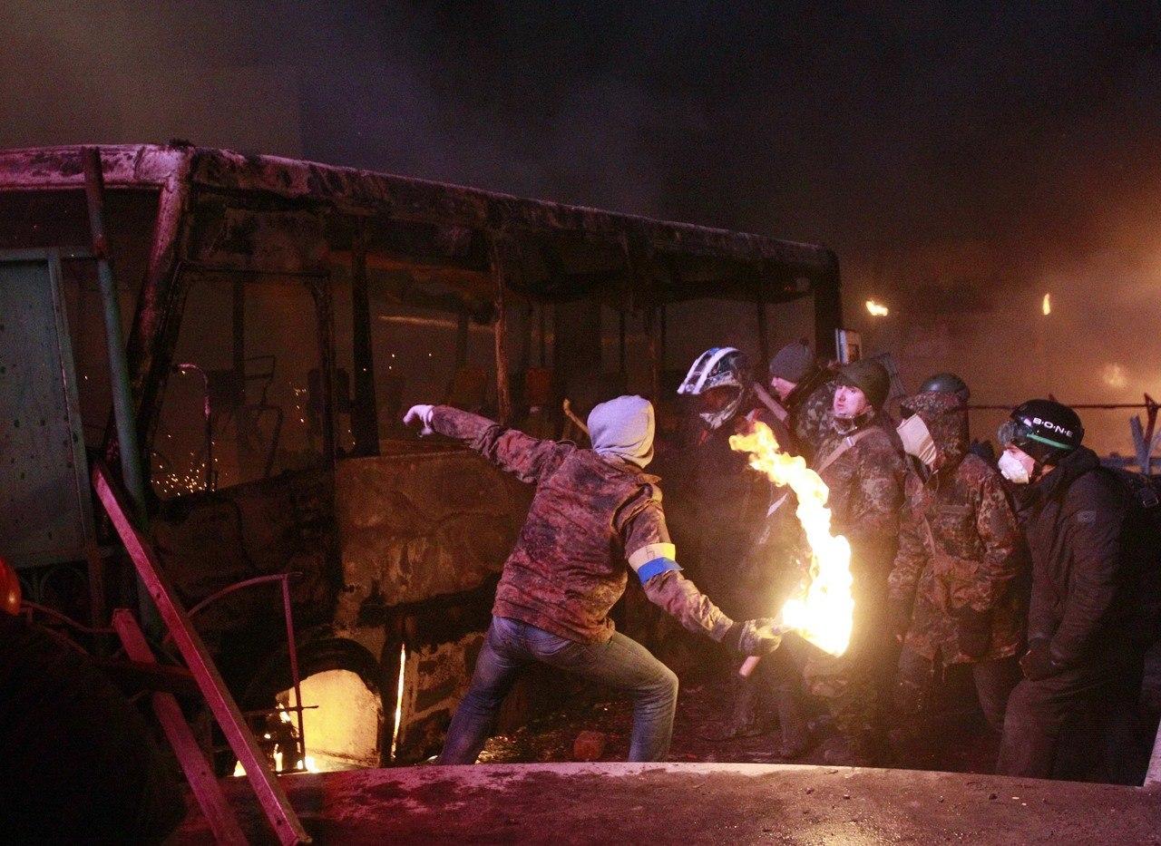Майдан, фото, жесть