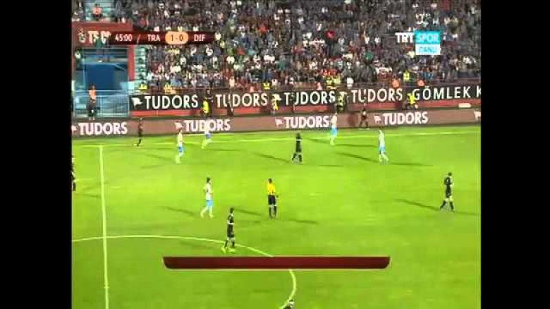Trabzonspor Differdange 90 DK Full İzle | 16.07.2015 Uefa Kupası Maçı