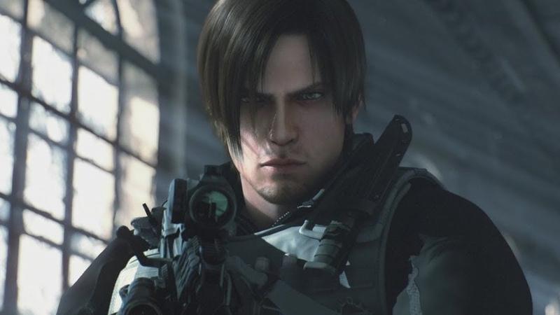 História do Personagem Leon S. Kennedy ( Resident Evil )