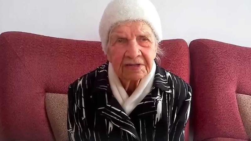 Обращение к президенту РФ Путину.В.В от ветерана войны.. 96 летней бабушки.