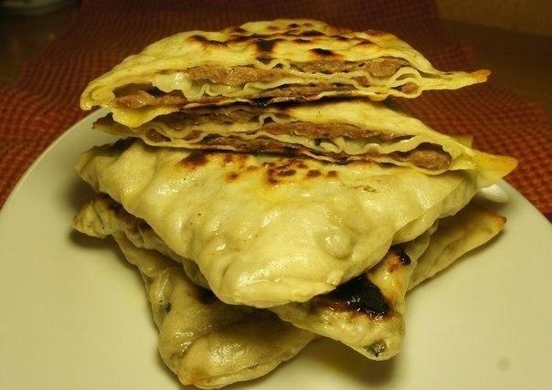 «Китайские лепешки с мясом-безумно вкусные и сочные»