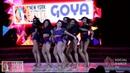 Karel Flores Ladies Pro Team NY Show New York International Salsa Congress 2018