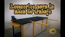 Mesa de trabajo para soldar Accesorios