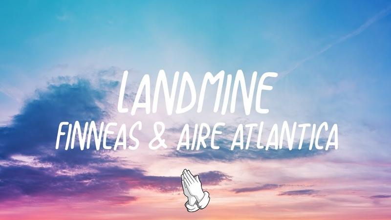 FINNEAS Landmine Aire Atlantica Remix Lyrics Lyric Video