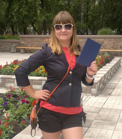 Мария Ткаченко, 24 сентября , Омск, id55717245