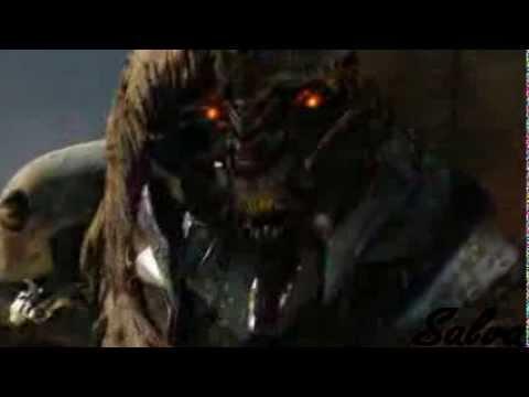 Transformers - Narcissistic Cannibal