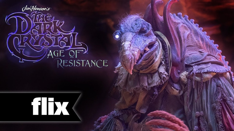 The Dark Crystal: Age of Resistance - New Look (2019)