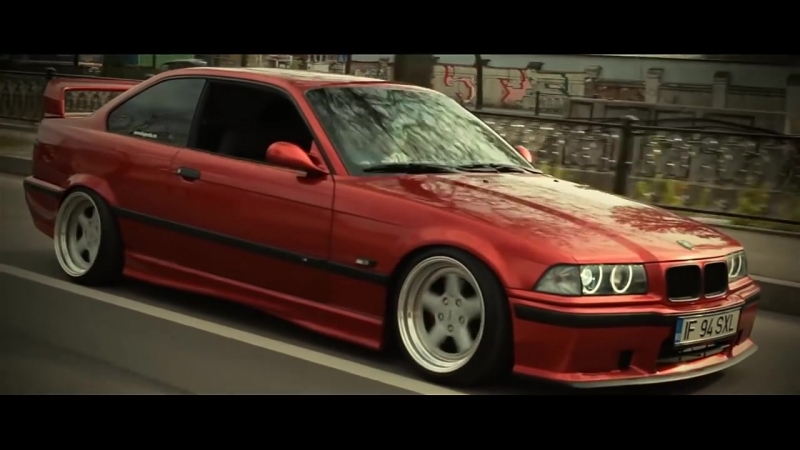 Bones-The Dead Mans Trunk/Stensed BMW E36/E46
