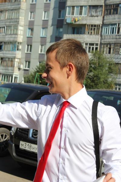 Александр Бурыгин, 4 марта , Пенза, id17759724