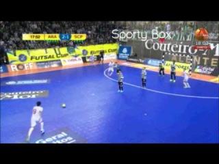 Araz 6-3 Sporting CP