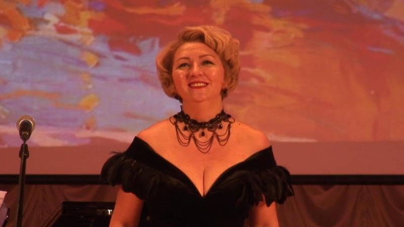 Дж. Россини каватина Розины из оперы Севильский цирюльник исполняет Антонина Кабо