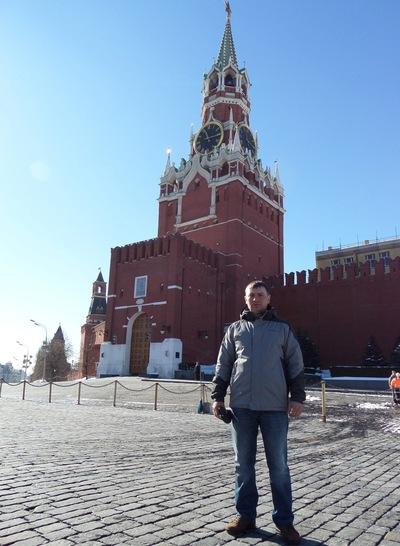 Андрей Мезенцев, 4 мая , Москва, id16725467
