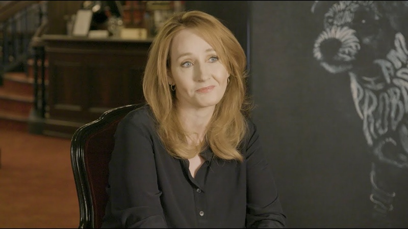 J.K. Rowling, John Tiffany and Jack Thorne on creating Cursed Child