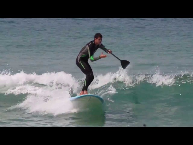 Osprey Stand Up Paddle Boarding - SUP surfing in the UK