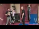 Ruska szkoła walki - mistrz naucza uczniów