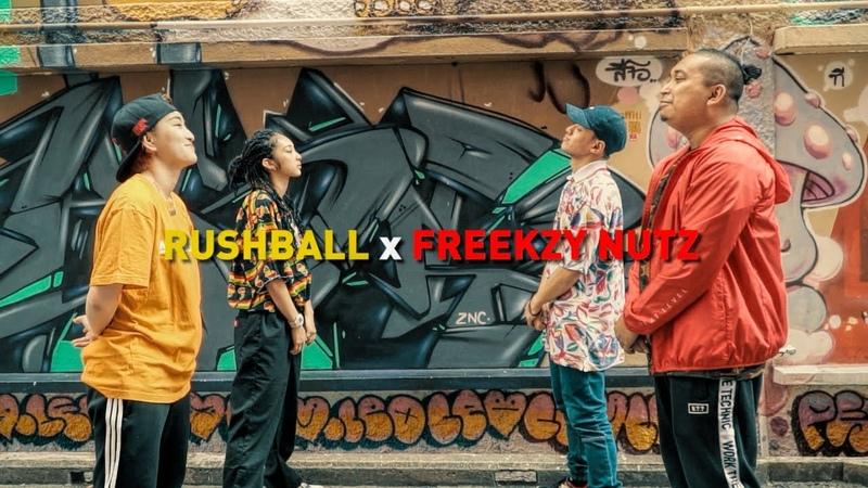 RUSHBALL (Kyoka,Maika) x FREEKZY NUTZ (Alif Aircho, Semmy Blank) Freestyle Dance | RPProds