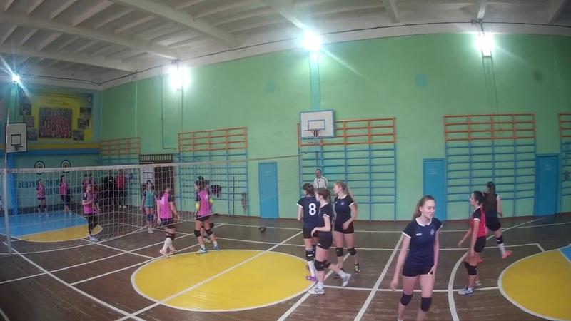 ОВЛВ. Женская Лига. 5 тур. ВКВолна - ВК Лира
