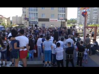 Вардавар - традиционный Армянский праздник в Сургуте.
