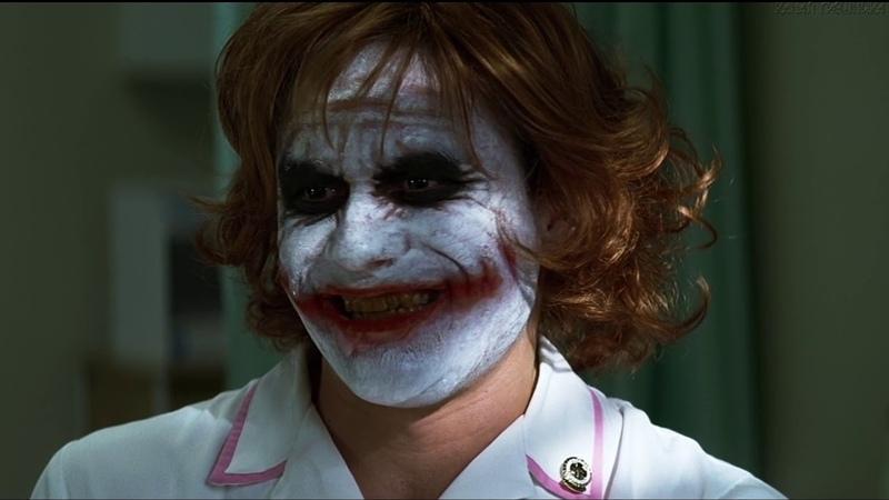 Джокер (Хит Леджер) - Здрасте