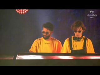 Yellow Claw - Electric Love Festival 2018